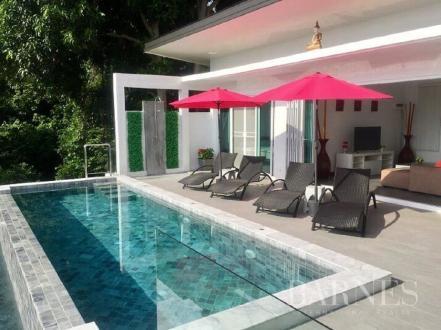 Вилла класса люкс на продажу  Тайланд, 181 м², 5 Спальни, 13000000€