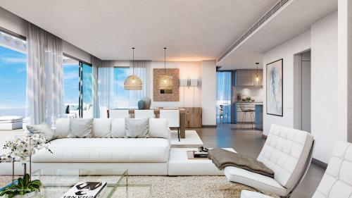 Appartement neuf de luxe à vendre Espagne, 145 m², 3 Chambres, 1145000€