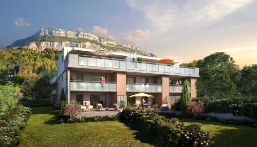 Appartamento di lusso in vendita CORENC, 101 m², 585000€