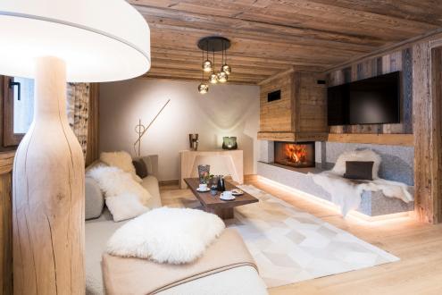 Luxus-Chalet zu vermieten SAINT GERVAIS LES BAINS, 1 m², 6 Schlafzimmer,