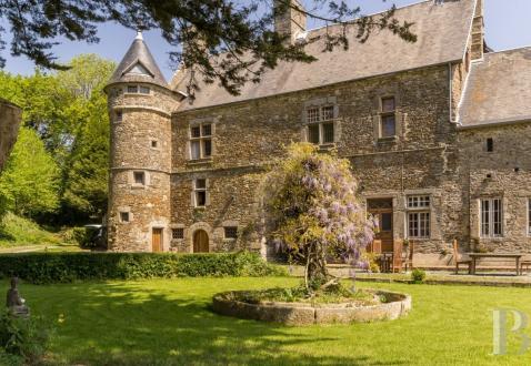 Luxury Castle for sale COUTANCES, 250 m², 5 Bedrooms, €600000