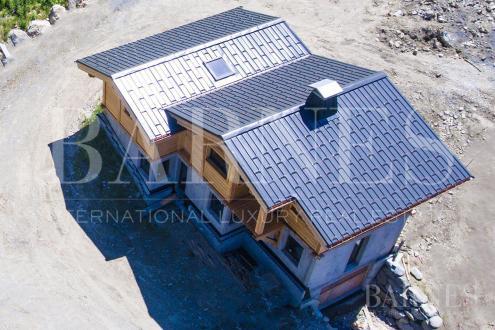 Chalet de luxe à vendre CHAMONIX MONT BLANC, 144 m², 4 Chambres, 1490000€