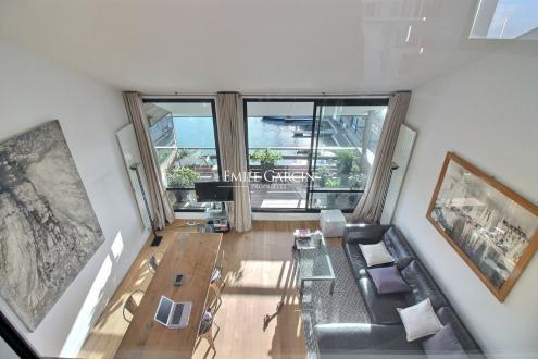 Квартира класса люкс на продажу  Довиль, 100 м², 3 Спальни, 570000€