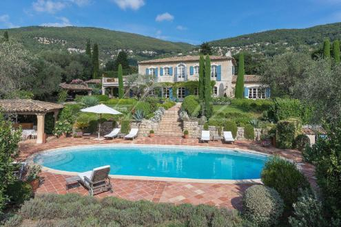 Luxury House for sale GRASSE, 251 m², 4 Bedrooms, €2750000