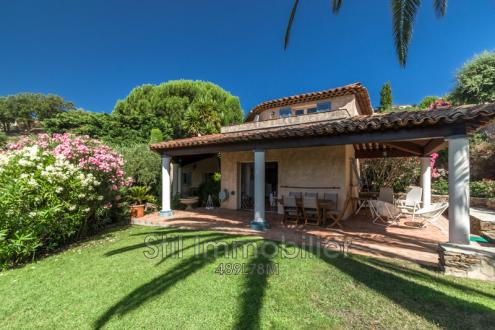 Luxury House for rent SAINTE MAXIME, 180 m², 5 Bedrooms,