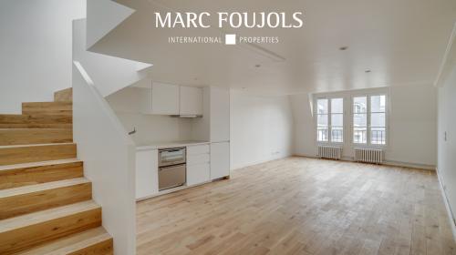 Квартира класса люкс на продажу  Париж 8ой, 75 м², 2 Спальни, 1199950€