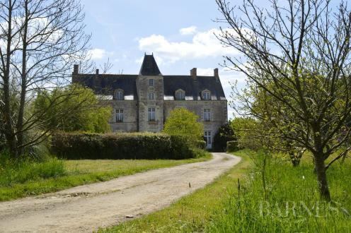 Château / Manoir de luxe à vendre NANTES, 600 m², 9 Chambres, 1712000€