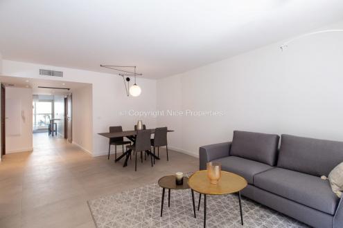 Luxus-Wohnung zu verkaufen Nizza, 89 m², 2 Schlafzimmer, 750000€