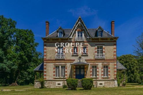 Maison de luxe à vendre BOURGES, 330 m², 11 Chambres, 595000€
