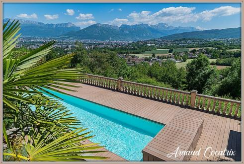 Luxus-Haus zu verkaufen POISY, 138 m², 3 Schlafzimmer, 1190000€