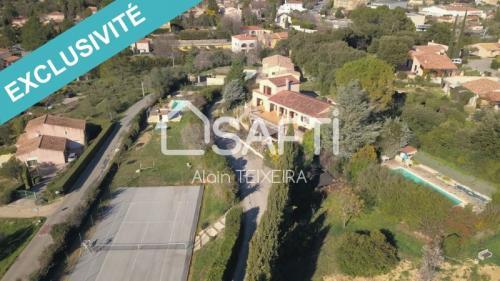 Luxus-Haus zu verkaufen LORGUES, 288 m², 6 Schlafzimmer, 786600€