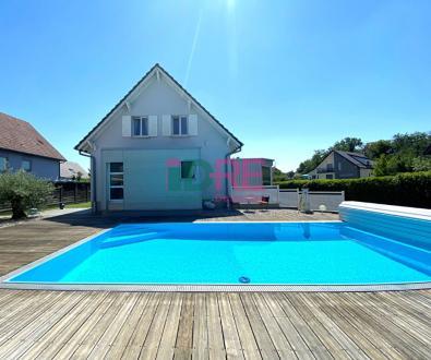 Дом класса люкс на продажу  KEMBS, 154 м², 4 Спальни, 630000€