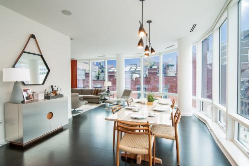 Luxus-Wohnung zu verkaufen NEW YORK, 157 m², 2 Schlafzimmer, 2968592€