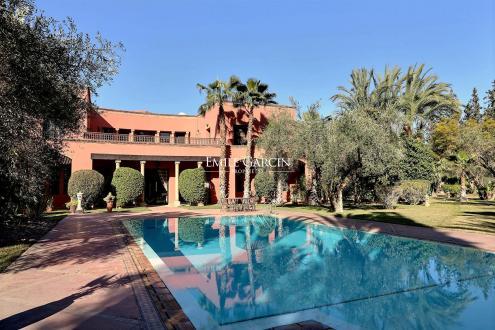 Villa de luxe à vendre MARRAKECH, 1000 m², 6 Chambres, 1700000€