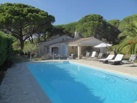Luxury House for rent SAINTE MAXIME, 130 m², 4 Bedrooms,
