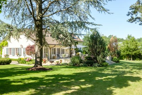 Luxe Huis te koop Chambésy, 263 m², 4500000CHF