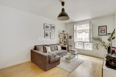 Appartement de luxe à vendre PARIS 8E, 56 m², 1 Chambres, 755000€