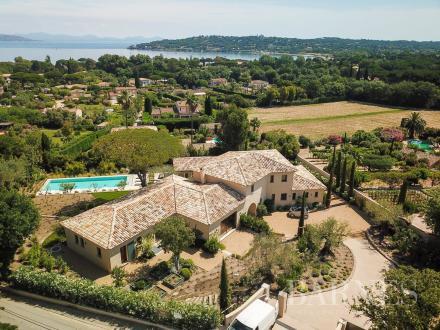 Villa de luxe à vendre SAINT TROPEZ, 500 m², 4 Chambres, 9800000€