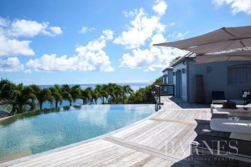 Luxury Villa for sale Saint Barthélemy, 600 m², 4 Bedrooms