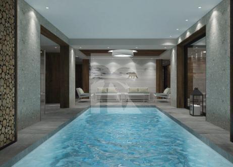 Chalet de luxe à louer MEGEVE, 650 m², 5 Chambres,