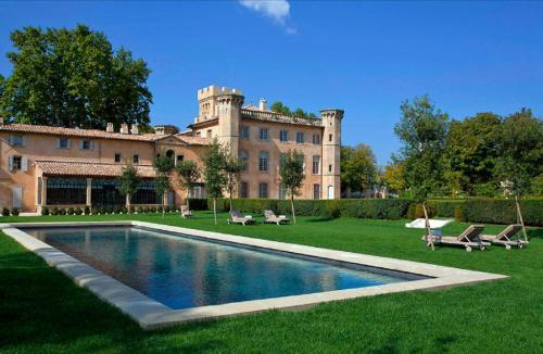 Maison de luxe à louer AIX EN PROVENCE, 1000 m², 11 Chambres,
