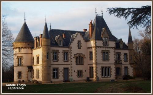 Château / Manoir de luxe à vendre LORIGES, 750 m², 11 Chambres, 1664000€