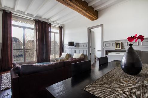 Appartement de luxe à vendre PARIS 1ER, 51 m², 1 Chambres, 1460000€