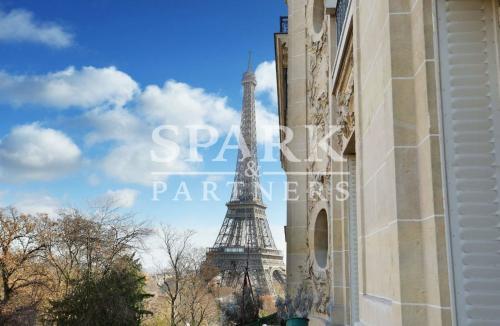 Квартира класса люкс на продажу  Париж 16ый, 248 м², 4 Спальни, 5950000€