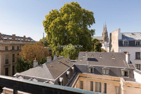 Appartement de luxe à vendre PARIS 7E, 110 m², 2 Chambres, 2500000€