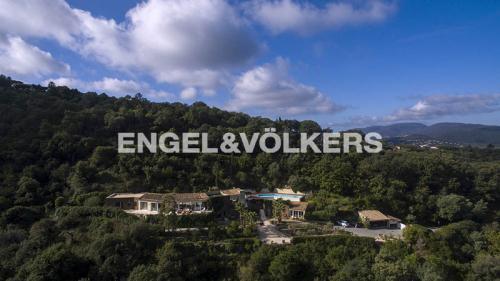 Villa de luxe à vendre GASSIN, 376 m², 5 Chambres, 6400000€