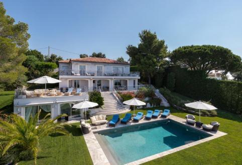 Luxus-Haus zu vermieten VALLAURIS, 250 m², 4 Schlafzimmer,