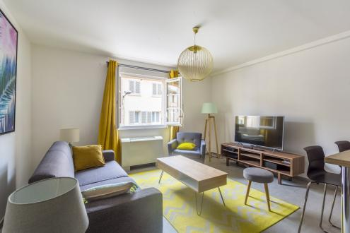 Appartement de luxe à vendre SAINT TROPEZ, 66 m², 2 Chambres, 599000€