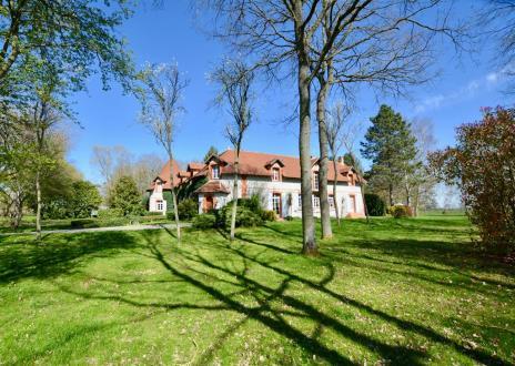 Propriété de luxe à vendre RAMBOUILLET, 596 m², 10 Chambres, 1252000€