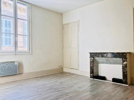 Квартира класса люкс в аренду Авиньон, 43 м², 1 Спальни, 515€/месяц