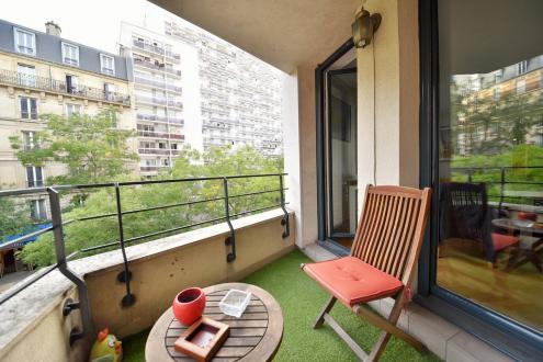 Appartement de luxe à vendre PARIS 14E, 73 m², 2 Chambres, 890000€
