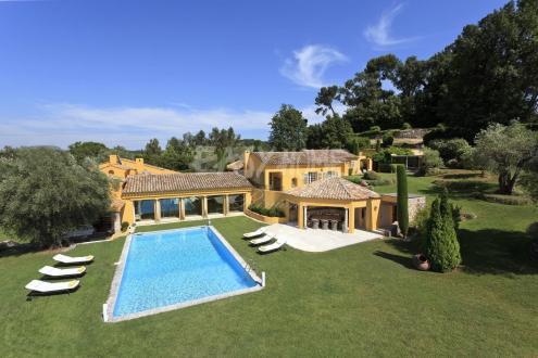 Villa de luxe à vendre MOUGINS, 442 m², 5 Chambres, 4900000€