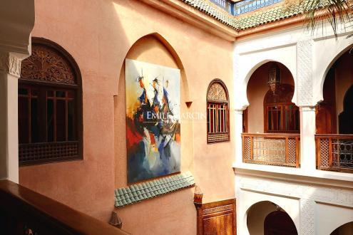 Maison de luxe à vendre MARRAKECH, 500 m², 6 Chambres, 650000€
