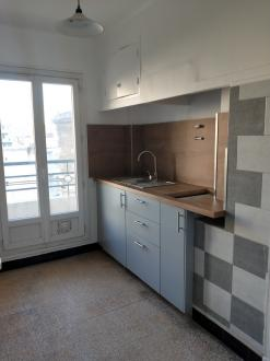 Luxury Apartment for rent MARSEILLE, 38 m², 1 Bedrooms, € 600/month