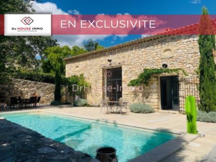 Luxe Huis te koop UZES, 130 m², 3 Slaapkamers, 645750€