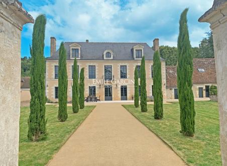 Propriété de luxe à vendre LA FLECHE, 400 m², 6 Chambres, 920000€