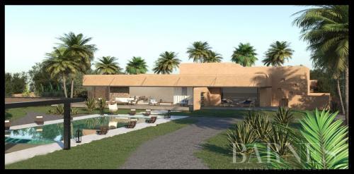 Luxe Villa te koop MARRAKECH, 4 Slaapkamers, 790000€
