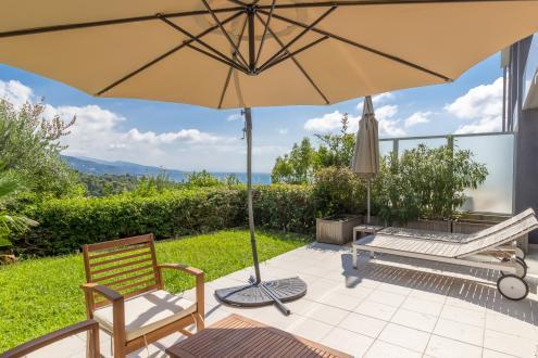 Appartement de luxe à vendre ROQUEBRUNE CAP MARTIN, 115 m², 4 Chambres, 1025000€