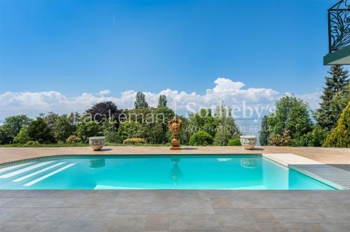Luxus-Haus zu verkaufen CHENS SUR LEMAN, 273 m², 3 Schlafzimmer, 2500000€