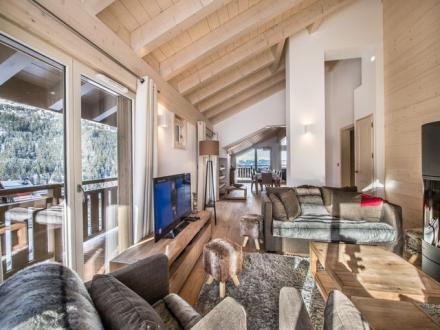 Luxus-Wohnung zu vermieten COURCHEVEL, 140 m², 4 Schlafzimmer,