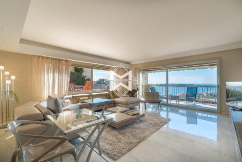 Luxus-Wohnung zu vermieten CANNES, 180 m², 4 Schlafzimmer,