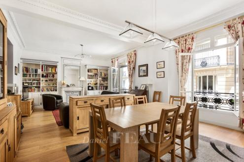Luxus-Wohnung zu verkaufen PARIS 16E, 137 m², 4 Schlafzimmer, 1980000€