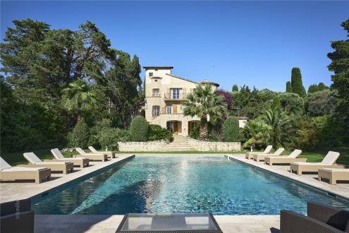 Casa di lusso in affito CAP D'ANTIBES, 350 m², 5 Camere,