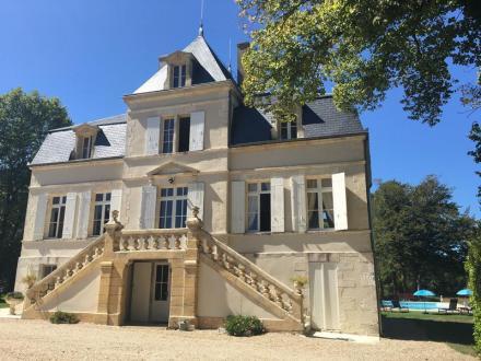 Château / Manoir de luxe à vendre BERGERAC, 300 m², 5 Chambres, 1100000€