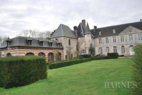 Luxe Kasteel/landhuis te koop PONT AUDEMER, 1200 m², 20 Slaapkamers, 4200000€