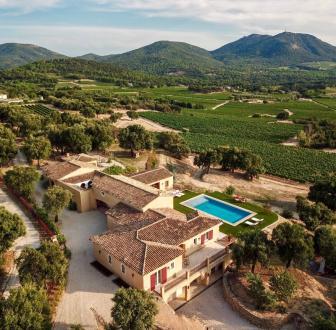 Villa de luxe à vendre PLAN DE LA TOUR, 432 m², 6 Chambres, 2495000€
